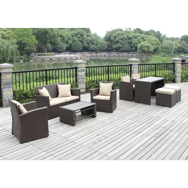 Outdoor Living Dining Sets 65