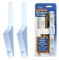Cresci Products Window Wedges (Pack of 2)