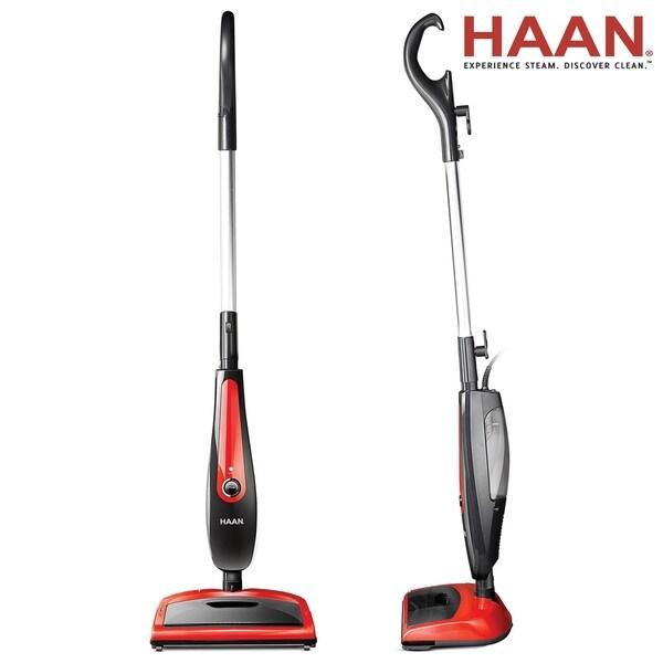 Haan Hd 60 Total Sweeper And Floor Steamer Refurbished