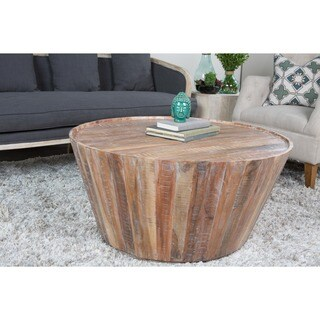Round Coffee Tables Coffee Sofa Amp End Tables Overstock
