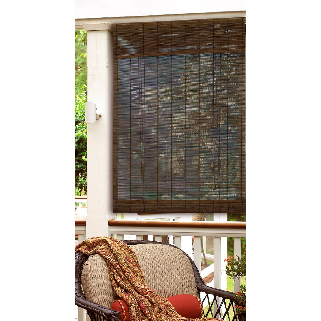 Roll Up Outdoor Blind 87