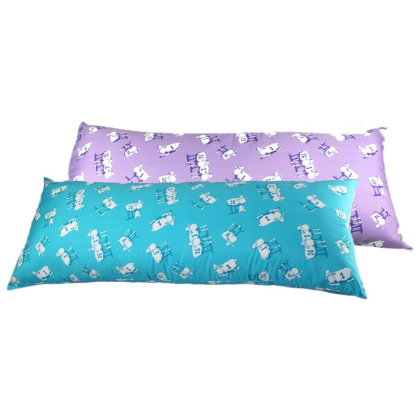 Serta Counting Sheep Body Pillow 15304709 Overstock