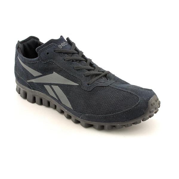 Reebok Men's 'RealFlex Run' Regular Suede Athletic Shoe ...