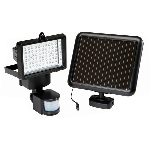 60 Led Garage Sensor Security Solar Light