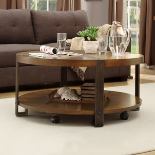Rustic Coffee Sofa Amp End Tables Overstock Shopping