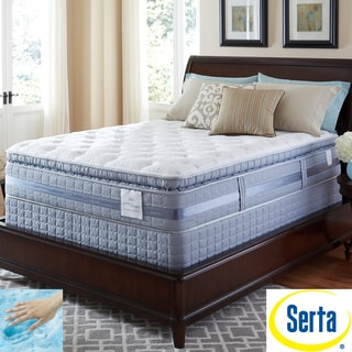 Serta Perfect Sleeper Elite Pleasant Night Super Pillowtop
