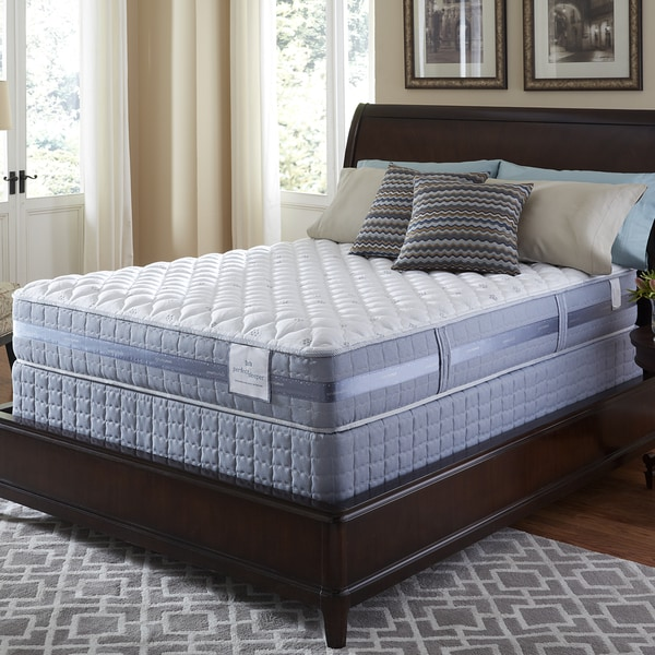 Serta Perfect Sleeper Resolution Firm King Size Mattress