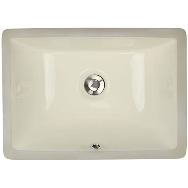 Highpoint Collection 16 X 11 Inch Rectangle Undermount
