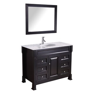 Hunter 43-inch Single-sink Vanity Set - Overstock ...