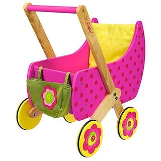 Badger Basket Folding Double Doll Stroller 11514821