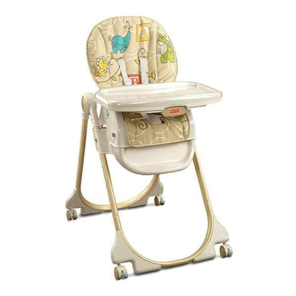 Fisher Price Animal Krackers Home Amp Away 3 In 1 High Chair