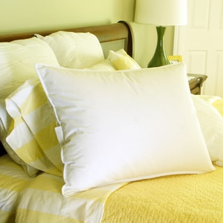 Extra Firm Cambric Cotton 600 Fill Power White Goose Down