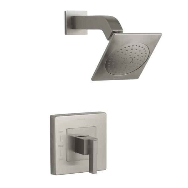 Kohler Loure Rite Temp Square Styled Shower Trim