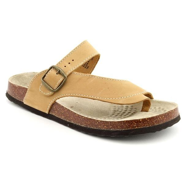 d919c620d59a11 White Mountain Women s  Carly  Leather Sandals (Size 8 ) White Mountain  Sandals