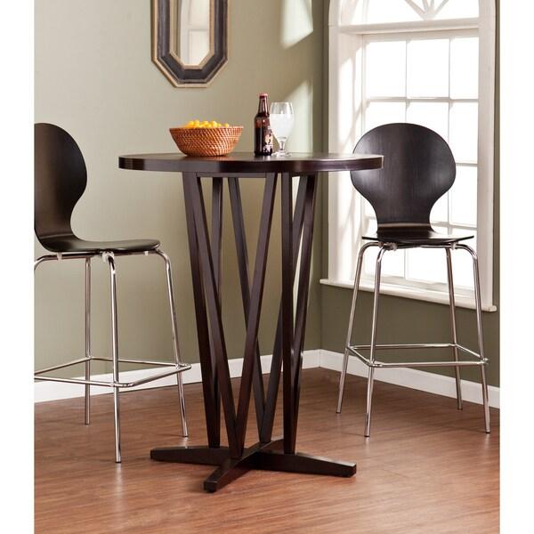 Overstock Bar Table: Harper Blvd Hubert Dark Espresso Bar Table