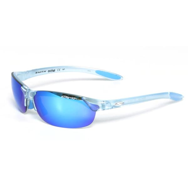9a91fa7da07 Smith Optics Parallel TLT Ice Blue Sunglasses with 3 Lenses Smith Optics  Sport Sunglasses