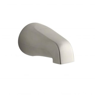 Kohler Coralais Non Diverter Vibrant Brushed Nickel Bath