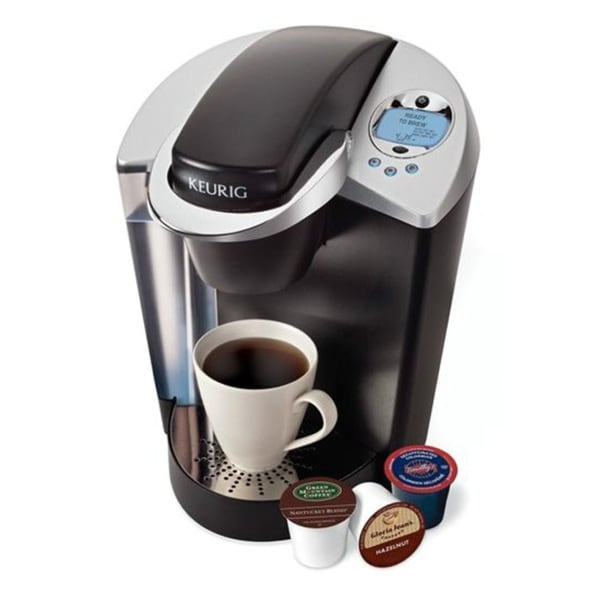 Keurig K65 Gourmet Single Cup Home Brewing System With 12