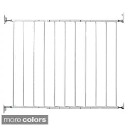 Regalo Easy Open Extra Wide Metal Gate 11581829