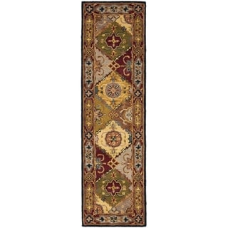Safavieh Lyndhurst Collection Traditional Black Ivory