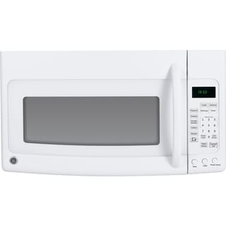 Ge Spacemaker 1 9 Cubic Foot Over The Range Microwave Oven
