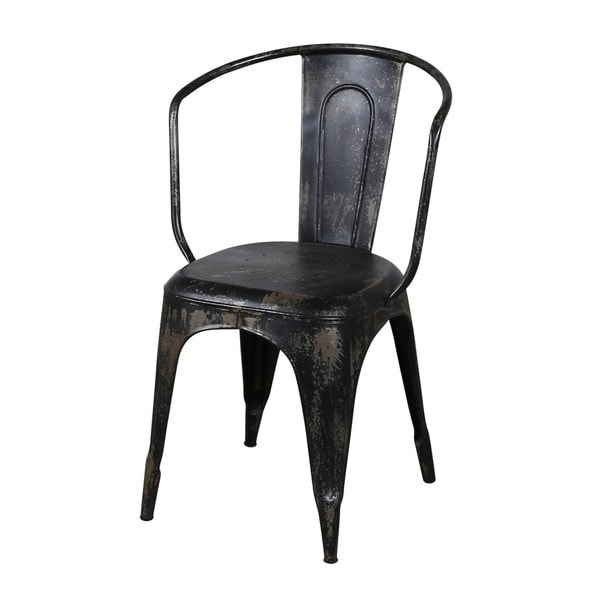 Distressed Bistro Chair 15416782 Overstock Com