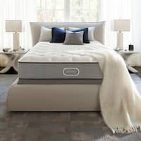 Beautyrest Maddyn Factory Select Plush King-size Mattress Set