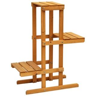 3 Tier Indoor Wooden Plant Stand Plans PDF Woodworking