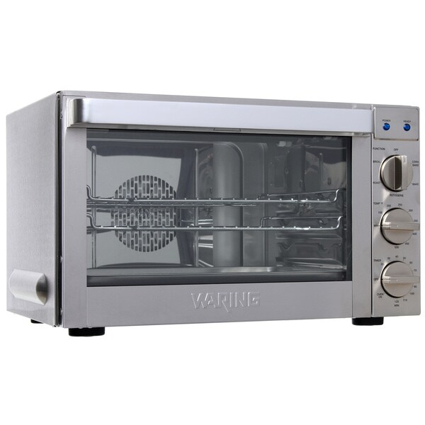 Waring Pro Co1600wr 1 5 Cubic Foot Rotisserie Convection