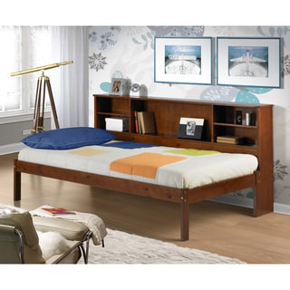 Donco Kids Low Study Loft Desk Twin Bed With Chest And