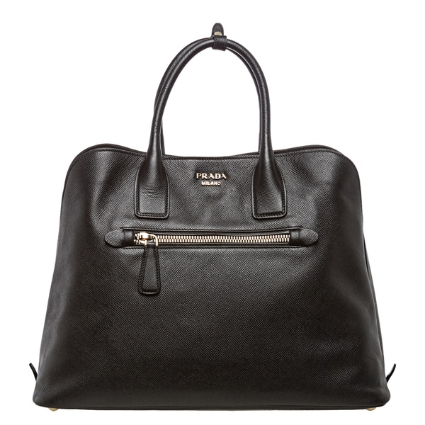 72445ac6113b ... coupon code for prada saffiano leather tote review buy 51789 096c5