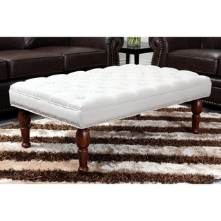 Abbyson Living Ottomans Overstock Shopping The Best