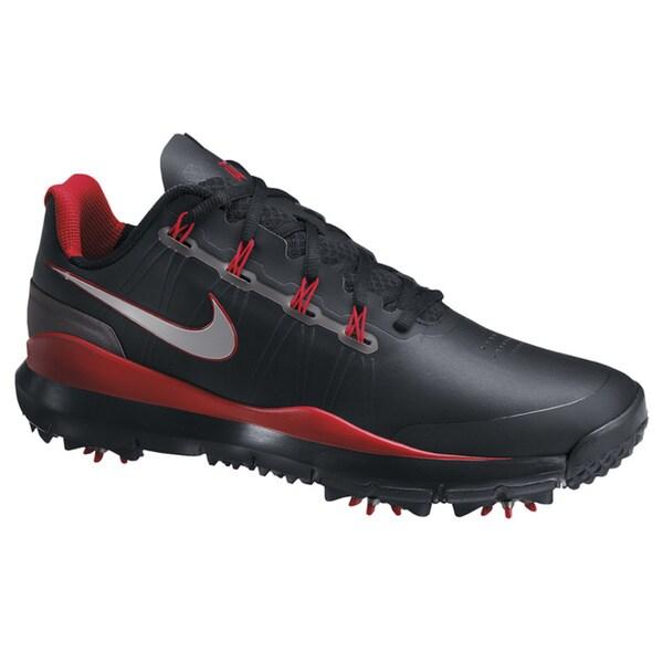 8. Nike - Nike Golf TW  apos 14 Men apos s Black Golf Shoes ec07090dd