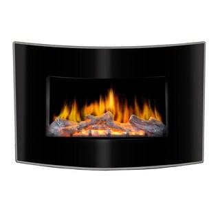 Lofty Valencia Wall Mount Electric Fireplace