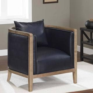 Blue Living Room Chairs Overstock Shopping The Best