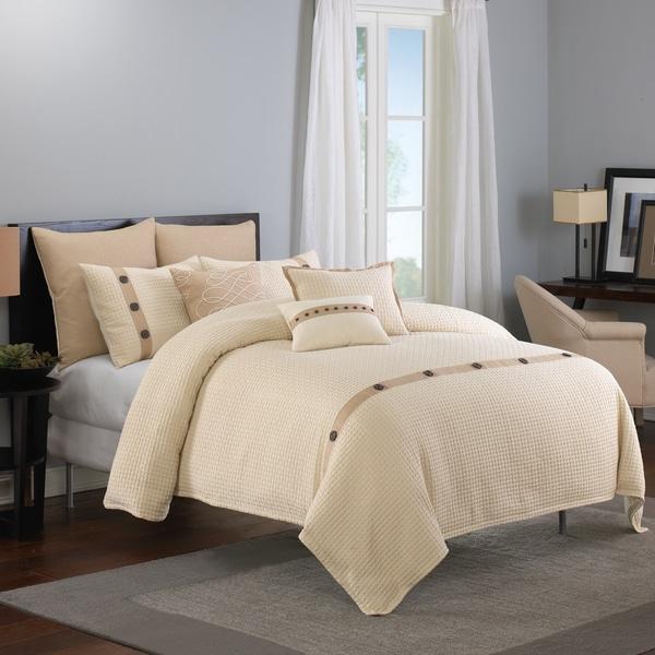 Veratex Brady 3-piece Comforter Set - Overstock™ Shopping ...