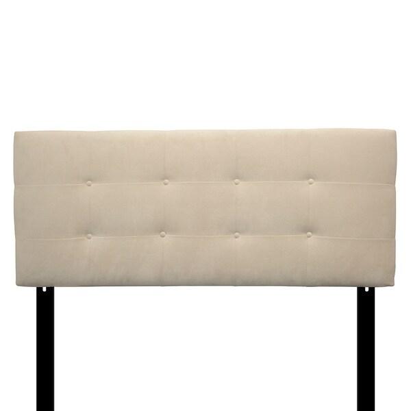 8 Button Tufted Diva Pearl Headboard 15466857