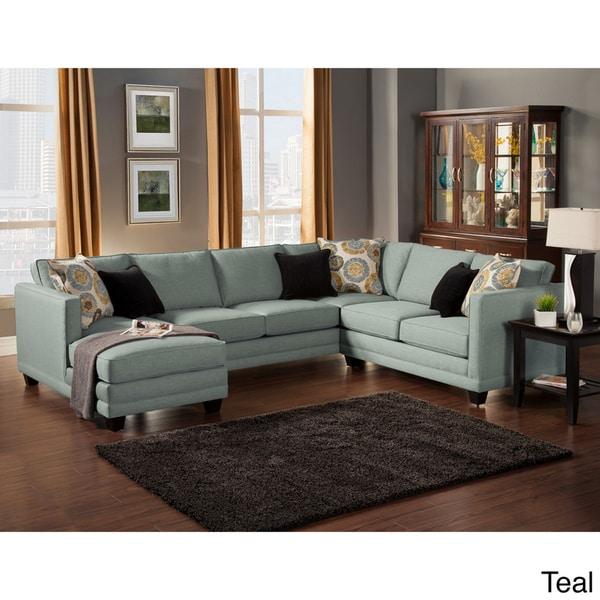 Furniture Of America 'Zeal Lavish' Contemporary 3-piece