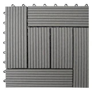 Blocktile Deck And Patio Flooring Interlocking Perforated