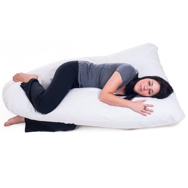 Remedy Full Body Pregnancy Contour U Pillow 15487977