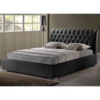 Black Full Bed 18