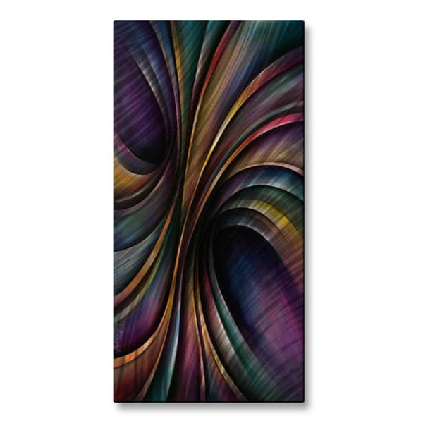 Michael Lang Vivid Motion Metal Wall Art 15494950