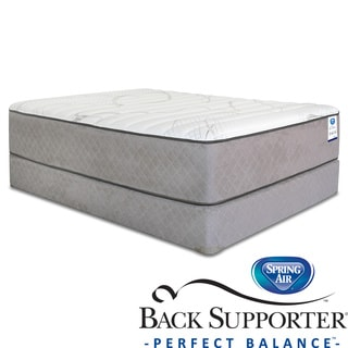 Spring Eurotop Pillow Top Queen Size Mattress And Box