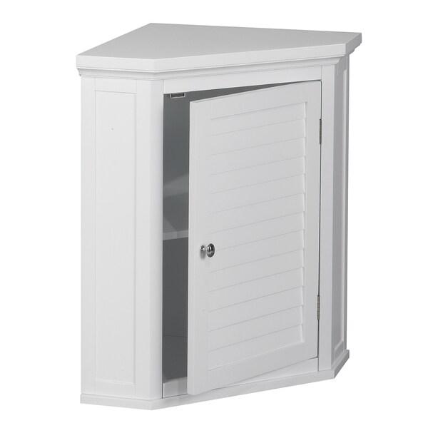 new modern white wood wall bathroom storage display