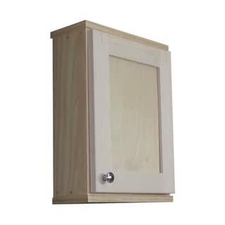 24 Inch 6 Inch Open Shelf 7 25 Inch Deep Ashley Series On The Wall Cabinet 15684162
