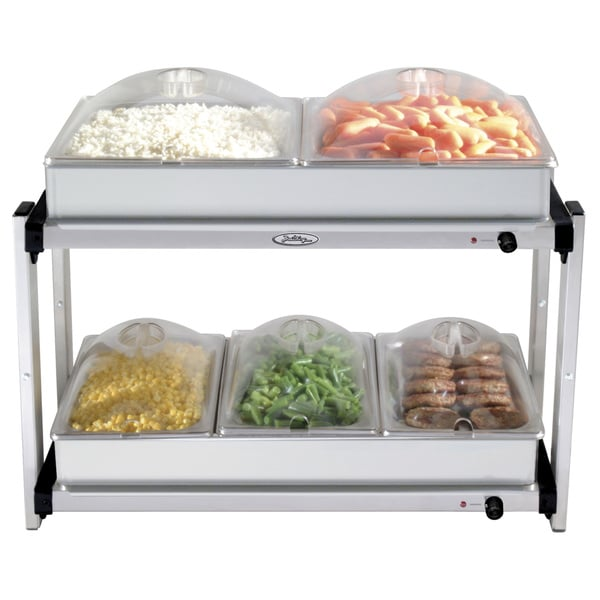 Cuisinart Ice Cream Maker Soft Serve Broil King Professional Multi-Level Stainless-Steel Buffet ...
