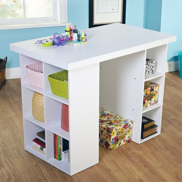 Simple Living Counter Height Craft Table 15533684