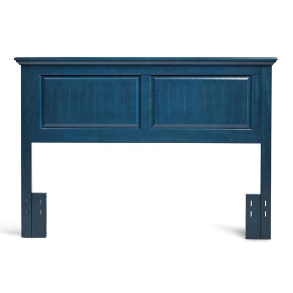 Mantua Cottage Style Wedgewood Blue Headboard 15533826
