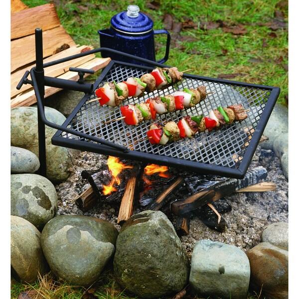 Adjustagrill Portable Campfire Grill 15557336
