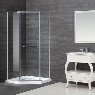 Acrylic Showers Overstock Shopping The Best Prices Online